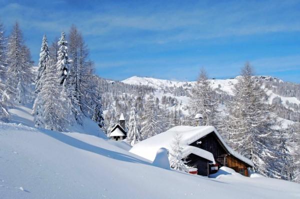 Almhütte Skihütte und Hüttenurlaub in Kärnten