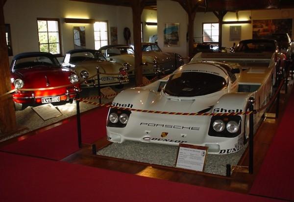 Porschemuseum-Kaernten