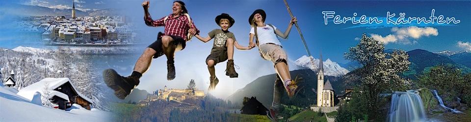 Ferien in Kärnten
