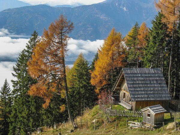 Hütten Kärnten