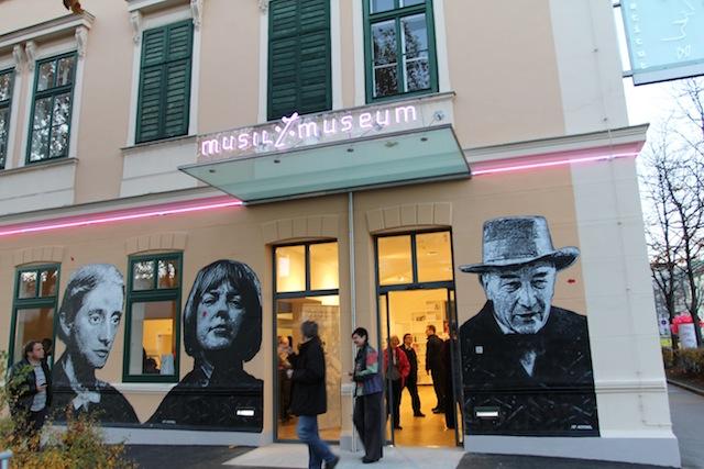 Robert Musil Museum Klagenfurt